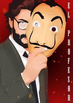 La Casa De Papel The Professor