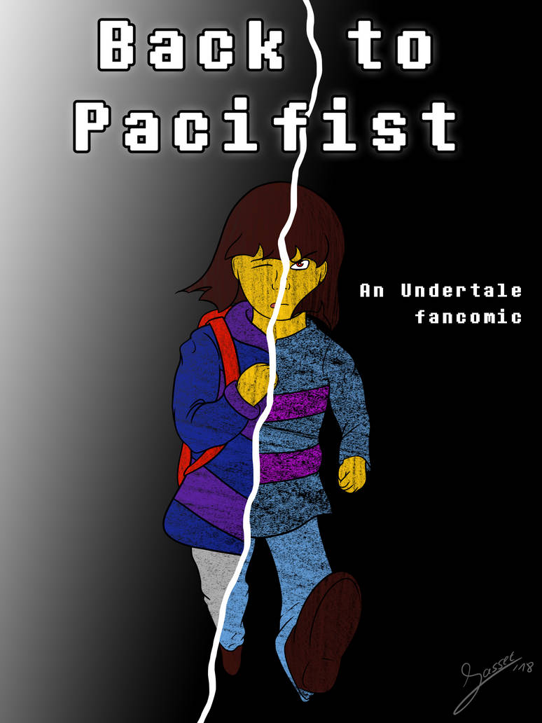 Back To Pacifist - Cover