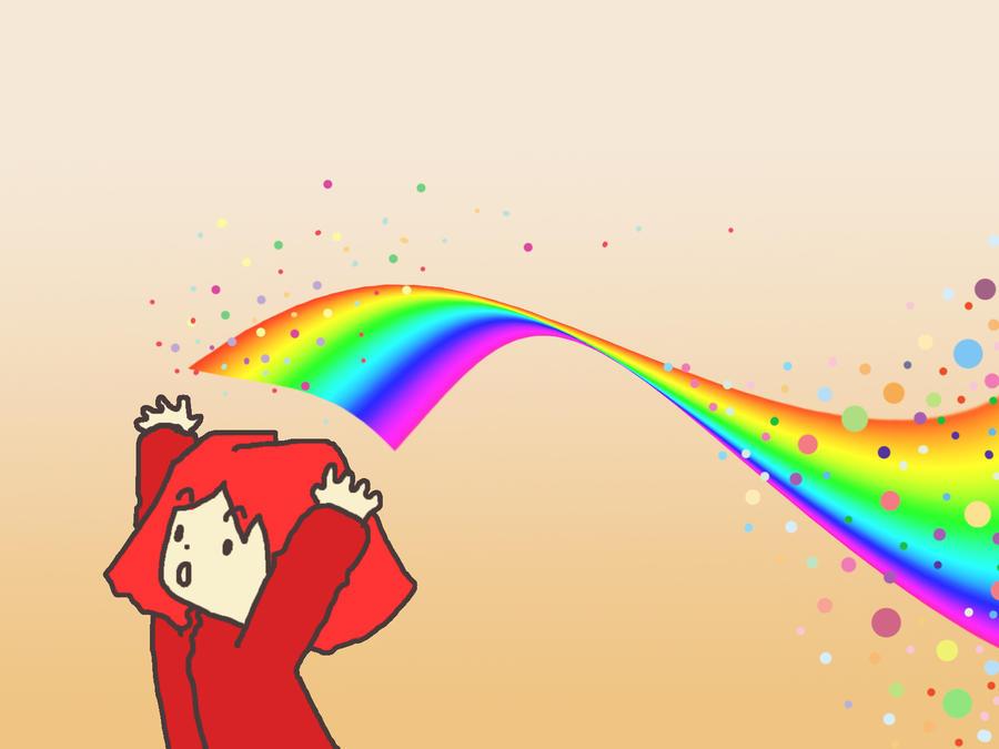 Rainbow by Kampfkewob
