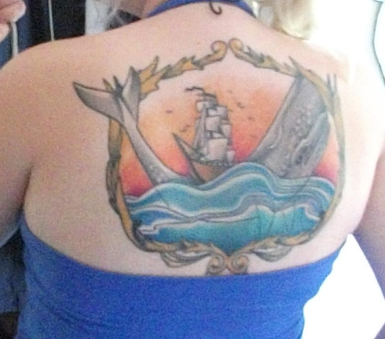 my tattoo done by Kampfkewob