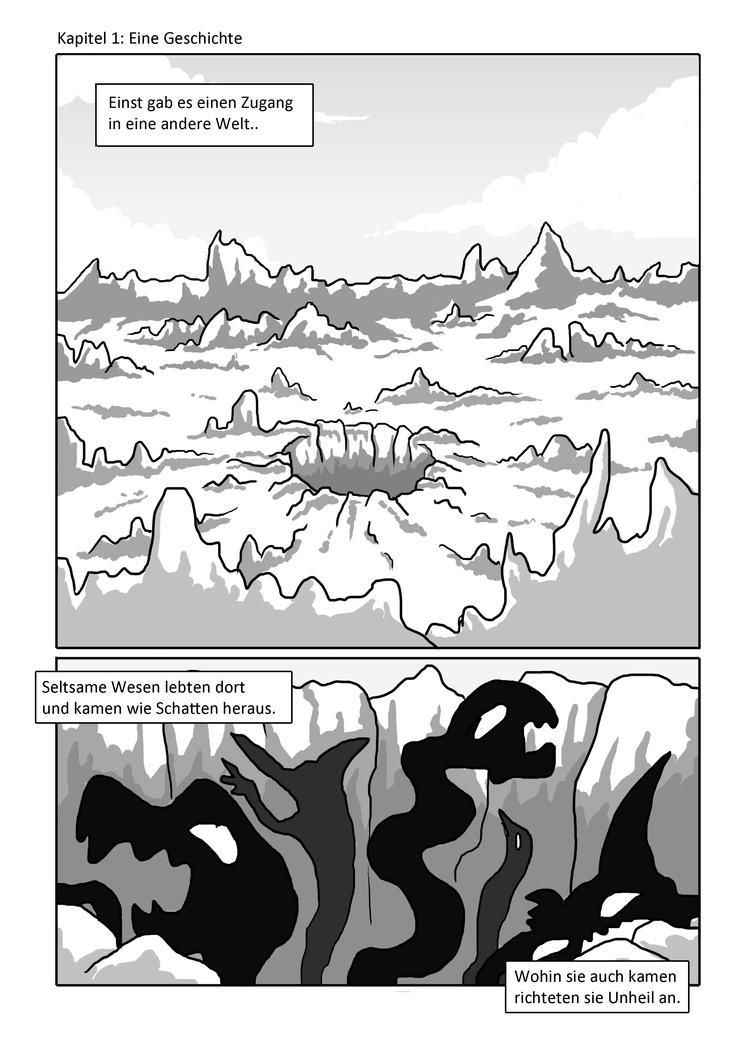 Chaosmagie Kap.1 p.1 by Kampfkewob