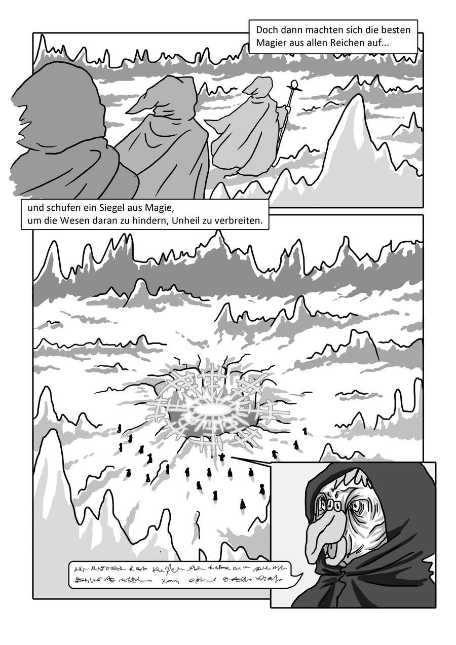 Chaosmagie Kap.1 p.2 by Kampfkewob