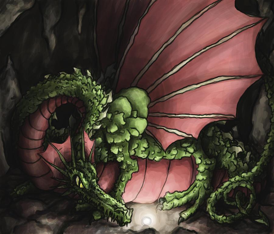 Illuminate The Dragon by Kampfkewob