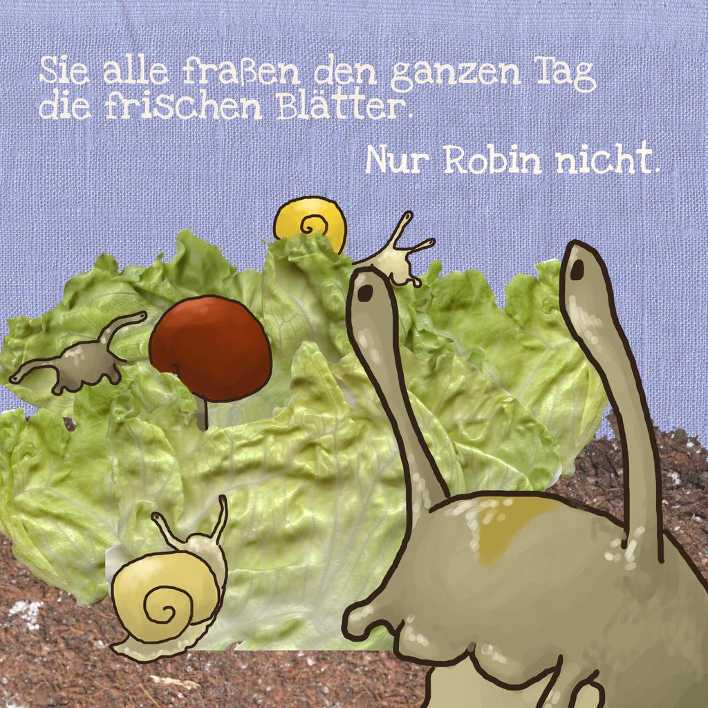Robin der vom Fliegen traeumte 2 by Kampfkewob