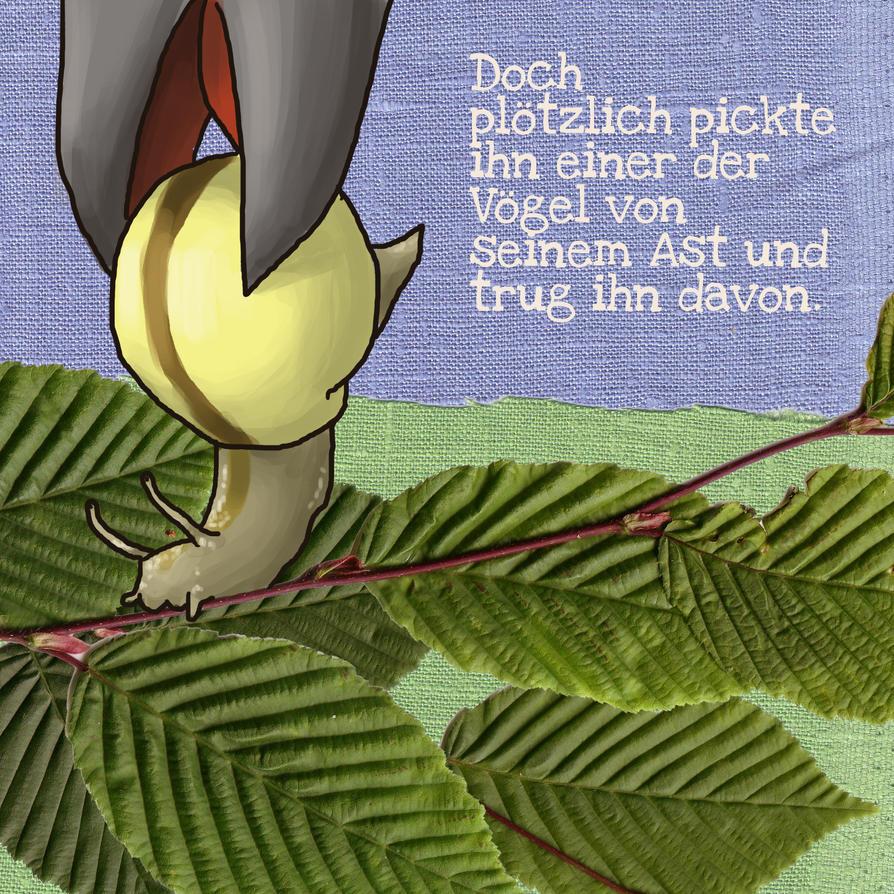 Robin der vom fliegen traeumte 6 by Kampfkewob