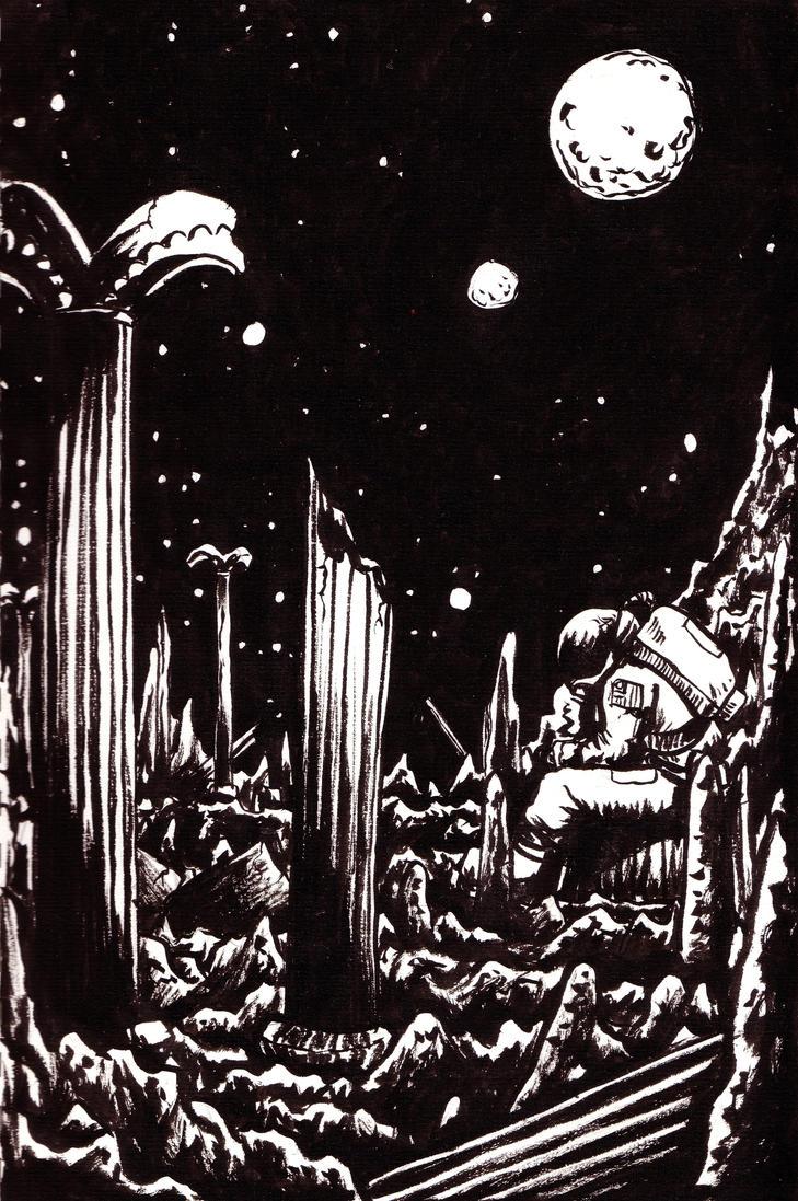 Space by Kampfkewob