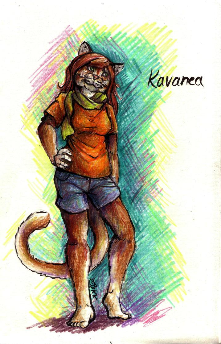 Kavanea by Kampfkewob