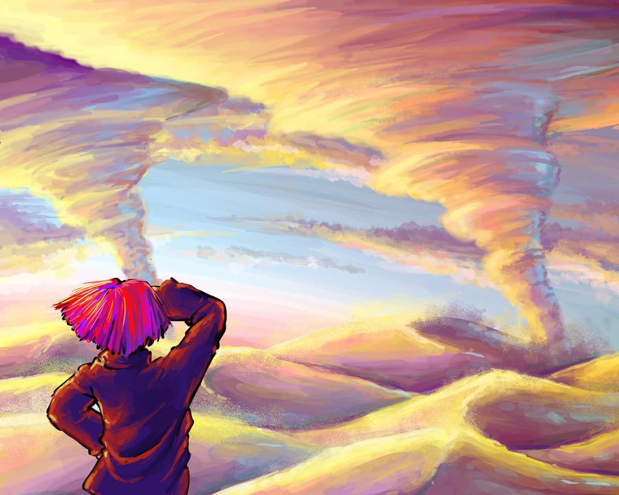 Sandstorm by Kampfkewob