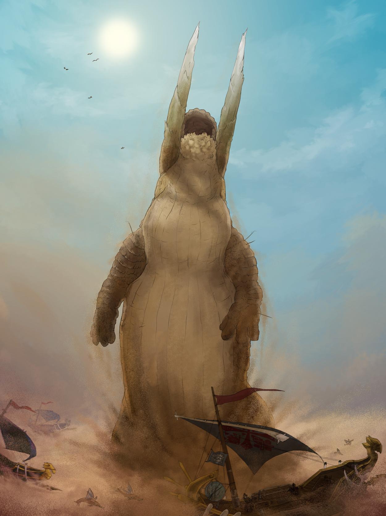 Desert Rumble! by Kampfkewob