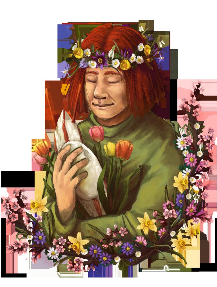 Spring Flowers by Kampfkewob