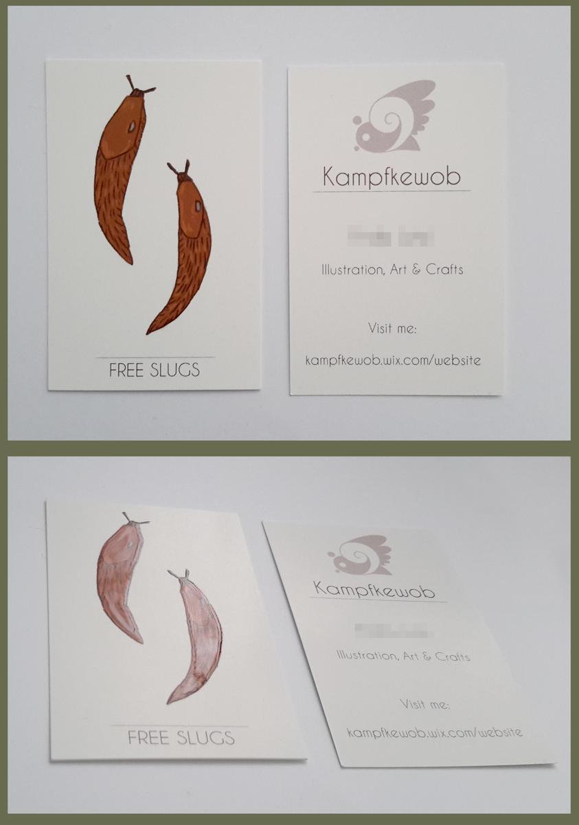 Free Slugs by Kampfkewob