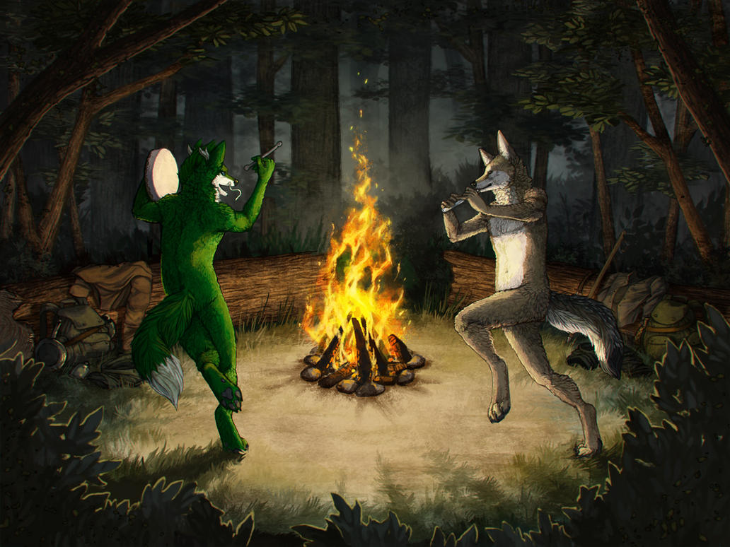 Firedance by Kampfkewob