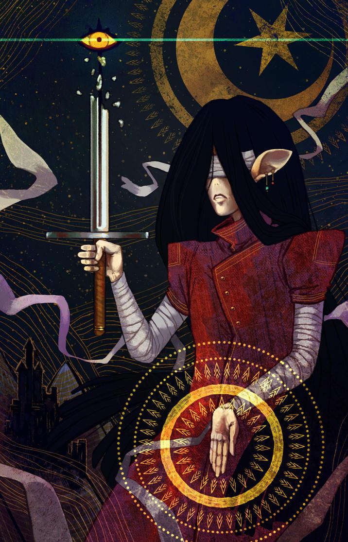 The Broken Sword by Kampfkewob
