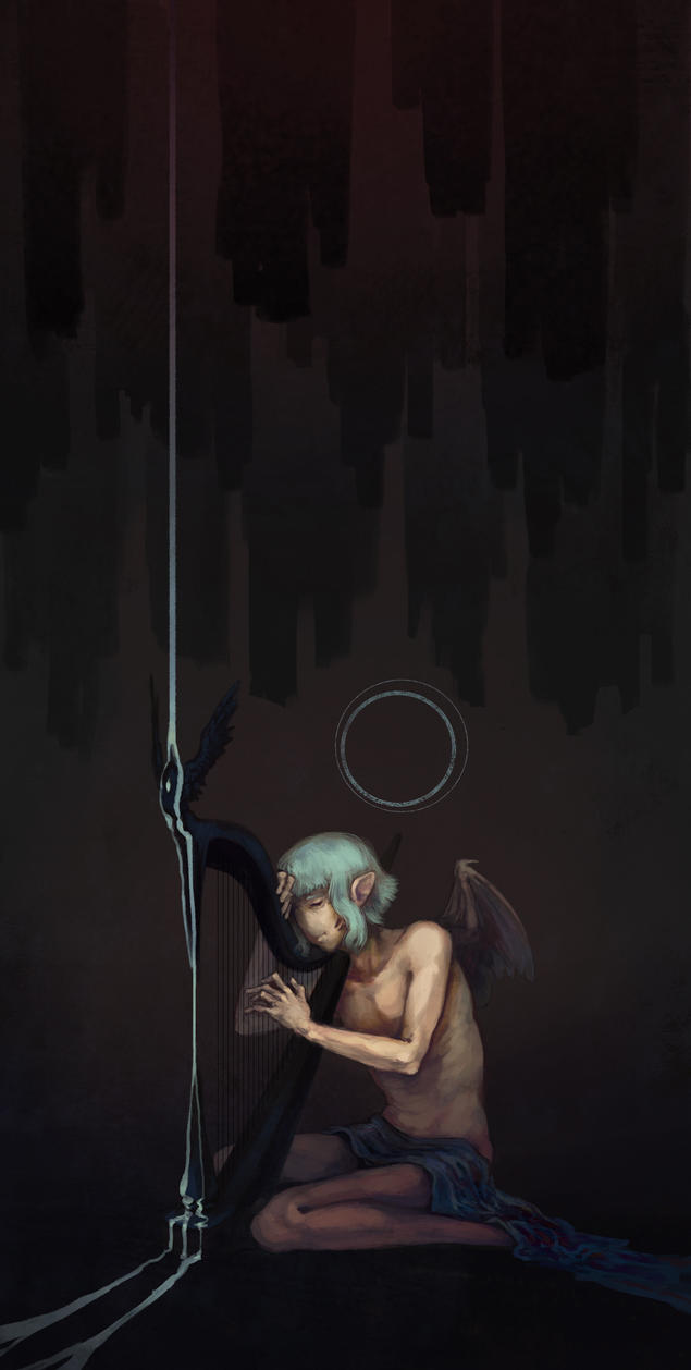 The Harp by Kampfkewob
