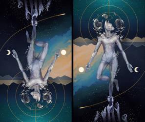 [OC] Njall - The Hanged Man