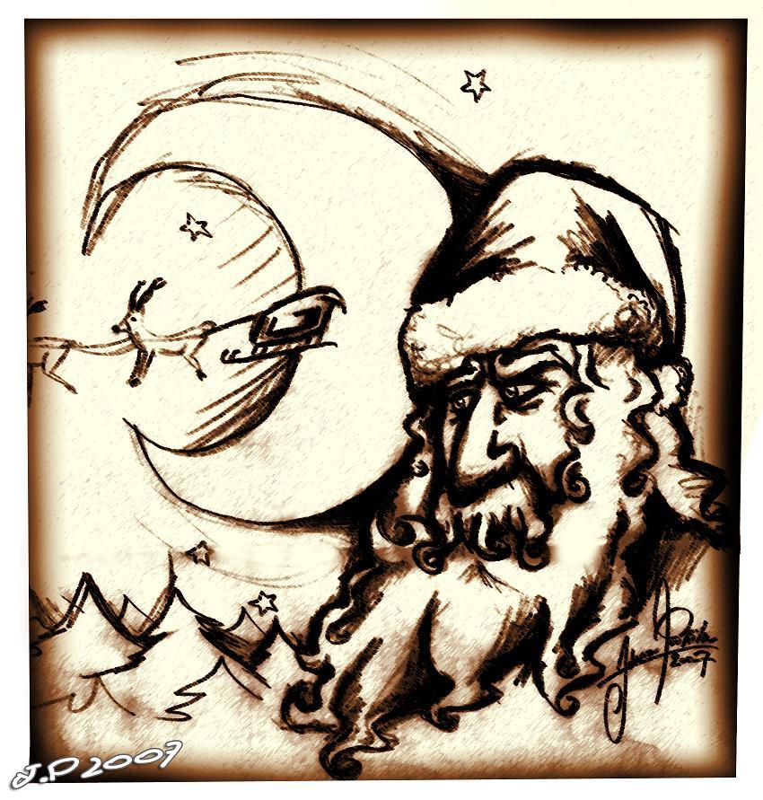 Santa Claus by Johanna007