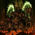 Thagus Daravek, Lord of Hosts by NicholasWolf