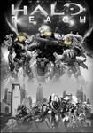 Halo Reach - Poster V1