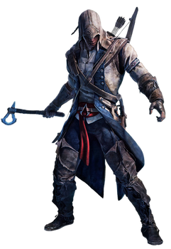 Assassins Creed III - Connor Render