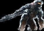 Halo 4 - Masterchief - Keyart RENDER