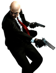 Hitman Absolution - Agent 47 Render HQ