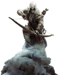 Assassins Creed III - Connor Render 2