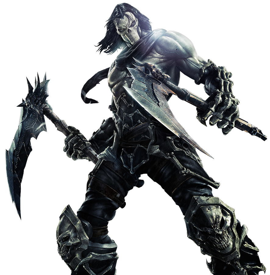 Dante (Devil May Cry) vs Death (Darksiders 2) : whowouldwin