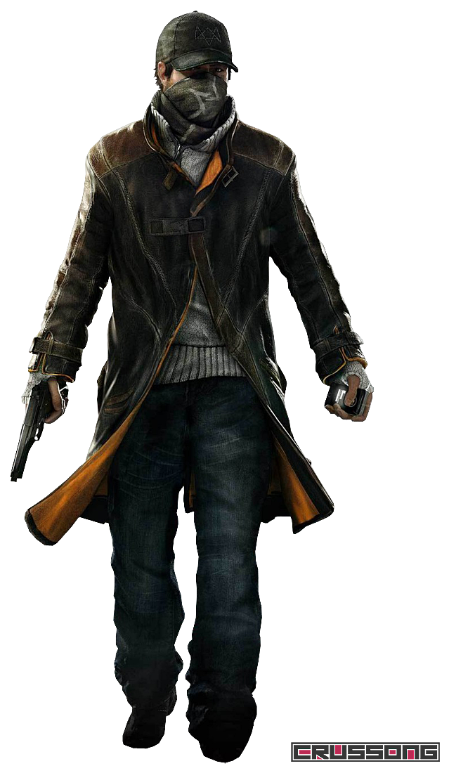 Watch Dogs Transparent Gif