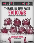 The All-In-One Game-Icon Pack - 570 Icons ICO+PNG