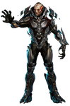 Halo 4 - The Didact (Render) HQ