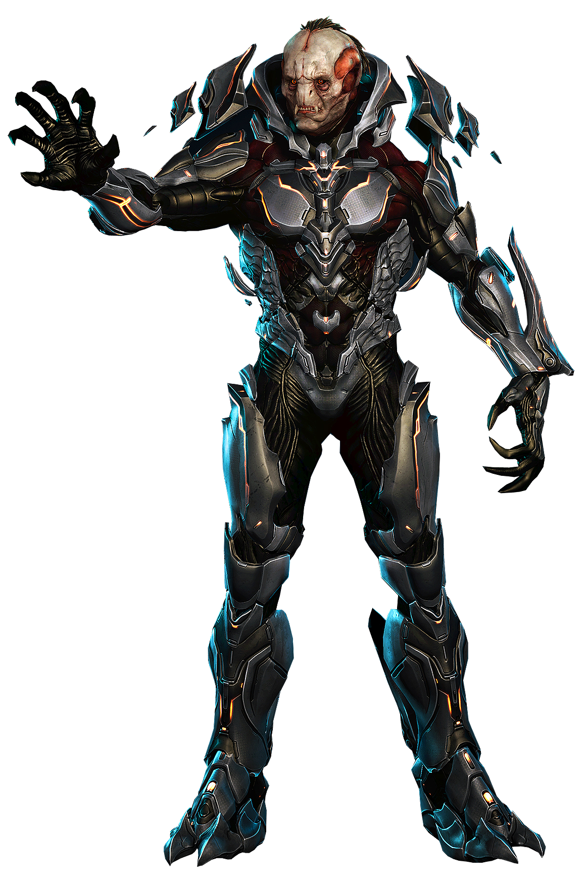 Halo 4 - The Didact (Render) HQ by Crussong on DeviantArt