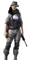 Battlefield 4 - Hanna Render HQ