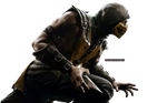 Mortal Kombat X  - Scorpion Render