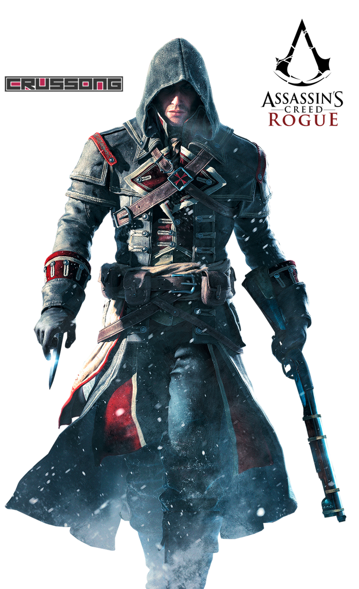 Shay Patrick Cormac (2) - Assassin's Creed: Rogue by Crussong