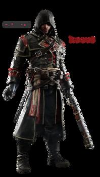 Shay Patrick Cormac (3) - Assassin's Creed: Rogue