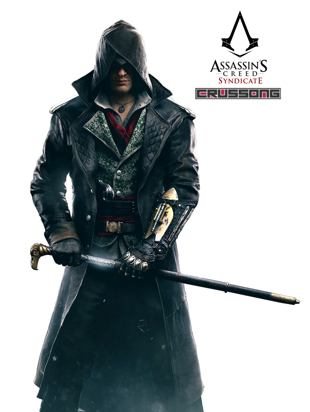 Assassin S Creed Syndicate Jacob Frye Render By Crussong On