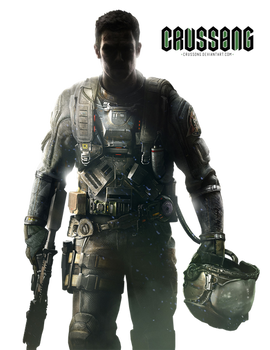 Call of Duty: Infinite Warfare - Soldier Render