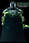 Injustice 2 - BATMAN render