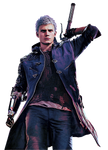 Devil May Cry 5 - Nero Render