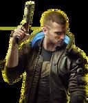Cyberpunk 2077 - V Render