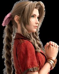 Final Fantasy VII Remake - Aerith Render