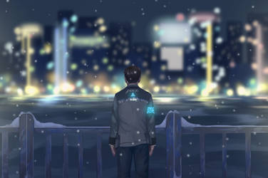 Connor - Detroit : Become Human