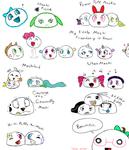 Mochi Cartoons