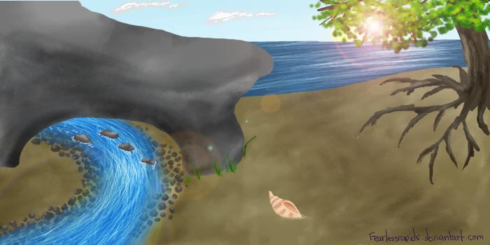 Oceanside paradise [ROOM] by FearlessRapids