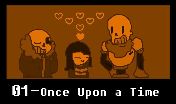 01-Once Upon a Time by Endermen-DrawingCrew