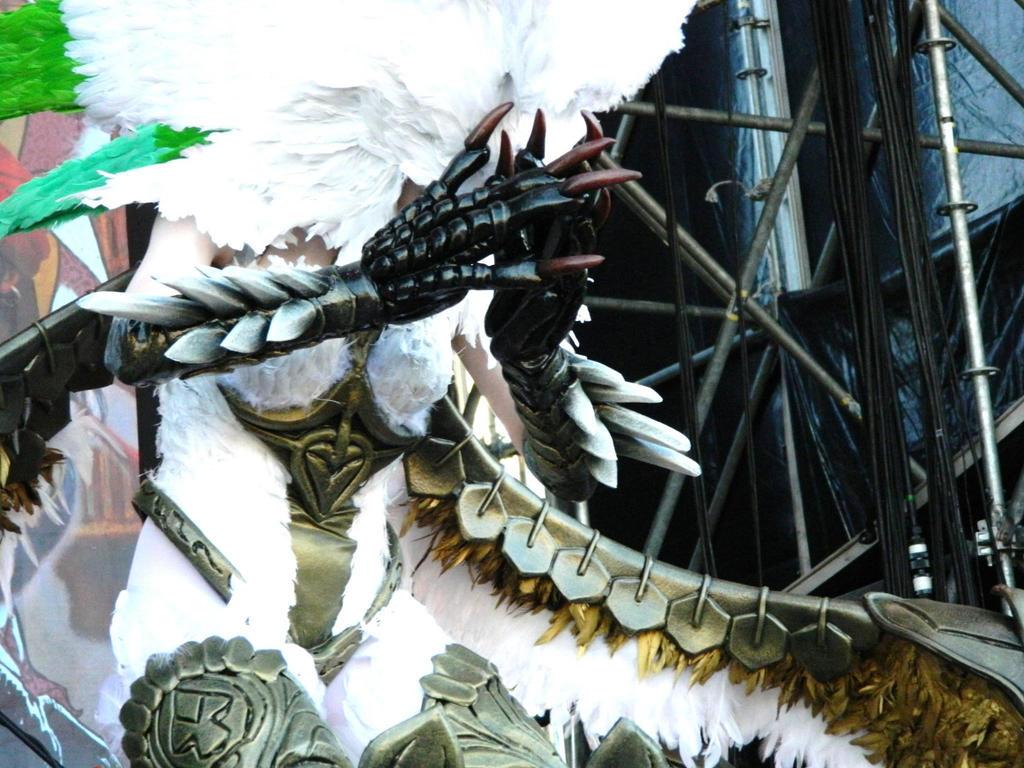 Garuda FF Realm Reborn By Shyrelya On DeviantArt