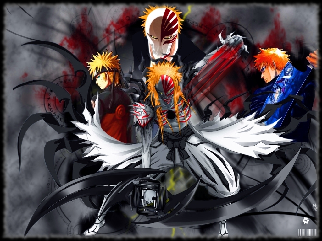 Cool Wallpaper Naruto Deviantart - naruto___bleach_wallpaper_2_1_by_delixir  Pictures_738430.jpg