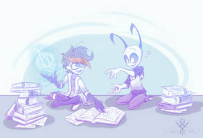 Comm ~ Magic Lessons