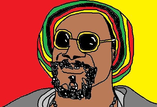 Snoop Lion by Miidd