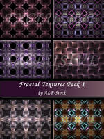 EXCLUSIVE - Fractal Textures 1 by ALP-Stock